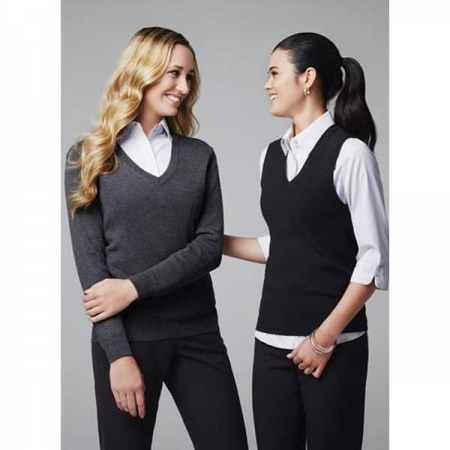 Ladies-Knit-Vest_lp3506_lv3504_worn