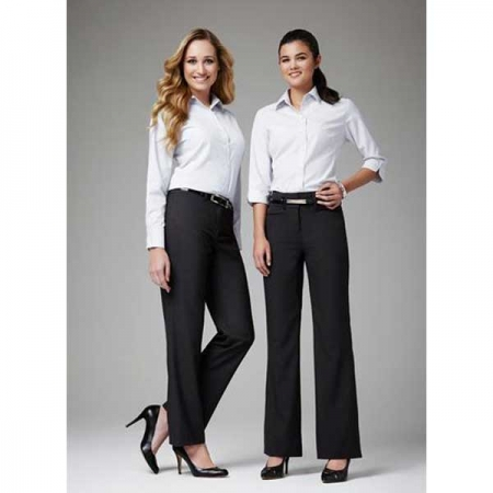 Classic Ladies Bootleg Pant - Style BS127LL