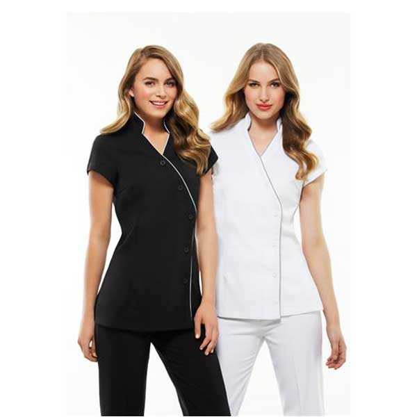 zen crossover tunic style h134ls healthcare uniforms