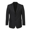 80111_charcoal 2 button jacket
