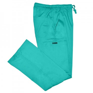 Elite Care Scrub Pant_Teal