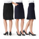 LADIES DETROIT FLEXI-BAND SKIRT - STYLE BS612S