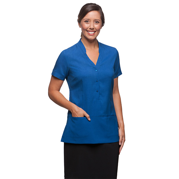 Health and Beauty Spa Tunics and Health Scrubs Uniforms in Australia Our tunic range have been top seller with the beauty industry from nail bars to dental clinics. Our colourful selection of medical scrubs can add a splash of colour to your salon and practices.