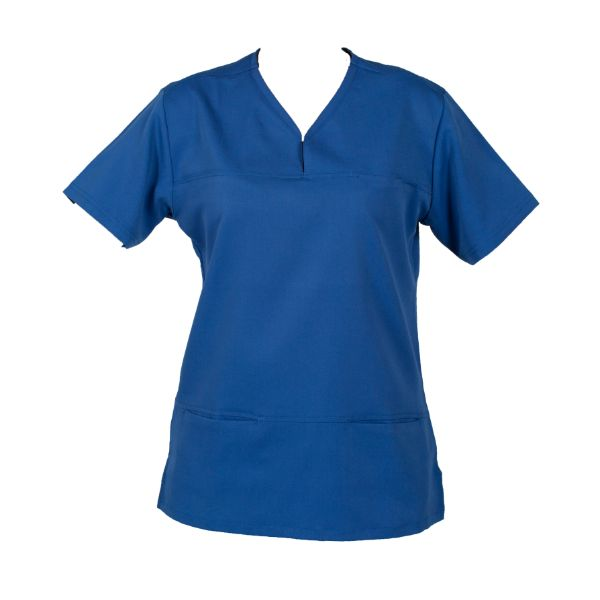 Hcua Silky Soft Scrubs Top Hcuat01 Royal Healthcare