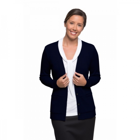 CITY 2 POCKET OVERKNIT CARDIGAN - STYLE 2278
