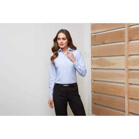 LADIES AMBASSADOR LONG SLEEVE SHIRT - S29520