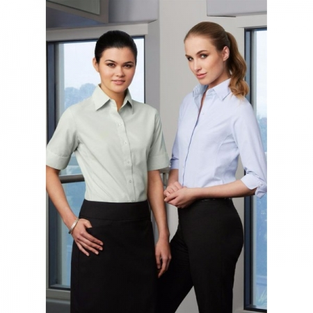 LADIES AMBASSADOR 3/4 SLEEVE SHIRT - S29521