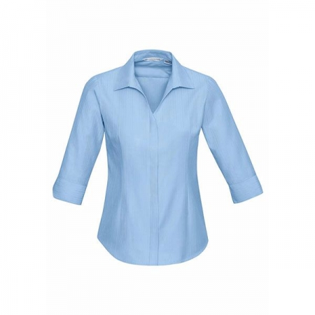 s312lt_preston-ladies-3-4-sleeve-shirt_blue