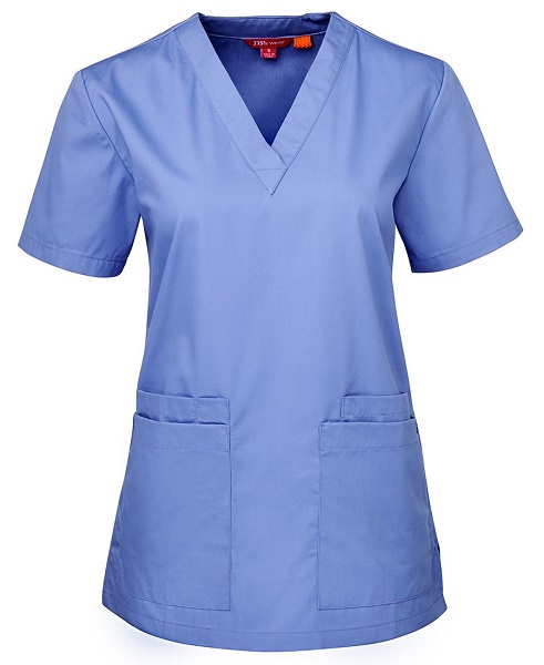 Jb S Ladies Scrub Top 4srt1 Healthcare Uniforms